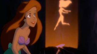 The Little Mermaid - Please Make Me Human Magic Spell