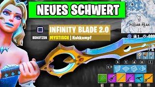*NEU* So spielt ihr das ENTFERNTE Schwert 😱 | Fortnite Season 7 Deutsch German