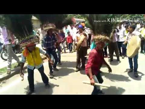 Pravin Meshram Pravin Adivasi Dance video song