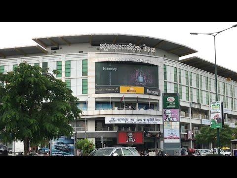 [4K]Attwood Business Center Phnom Penh Cambodia 2017