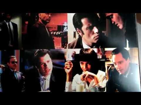 Выпуск №75. Various – Pulp Fiction (Music From The Motion Picture)(Vinyl, LP, Compilation, Reissue)