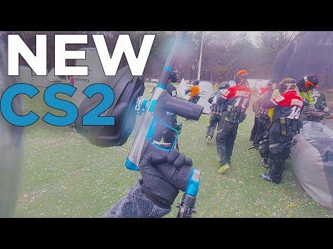 New Planet Eclipse CS2 Gameplay | Paintball