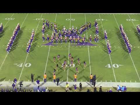ASU Halftime Show – Alcorn State Marching Band – 2017 vs Southern