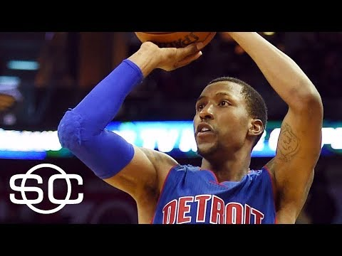 Pistons Renounce Rights To Kentavious Caldwell-Pope | SportsCenter | ESPN