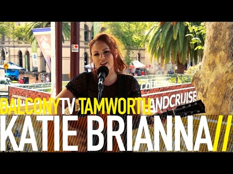 KATIE BRIANNA - KING (BalconyTV)