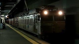 2016/12/27 【銀釜】 4097レ EF81-303 千早操車場 & 南福岡駅