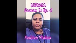 (REVIEW) Amara on BC/ Love and Hip Hop: Miami | Season 1: Ep. 4 | Fashion Victims (RECAP) thumbnail