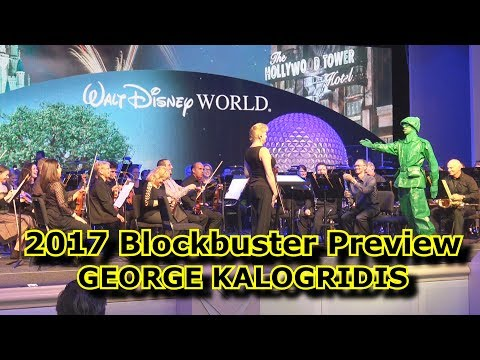 2017 Summer Blockbuster Preview - George Kalogridis - Star Wars, Toy Story, Guardians & More
