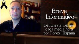 Breve Informativo - Noticias Forex del 3 de Octubre 2018