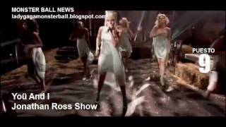 TOP 15 Lady Gaga's Best Performances 2011 by MONSTER BALL NEWS