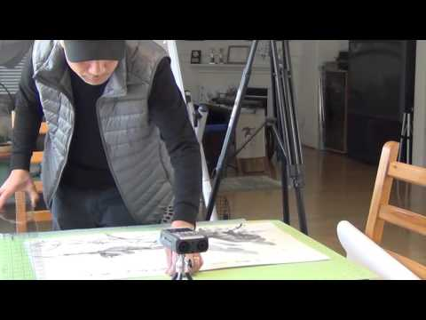 Lesson 49 How to Make a Chinese Silk Scroll (Part 3-1)