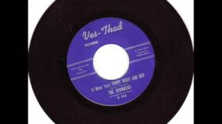 RARE NORTHERN SOUL-SPRINGERS-EVERY NIGHT AND DAY-VES-TRAD