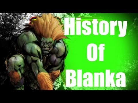 History Of Blanka Street Fighter V