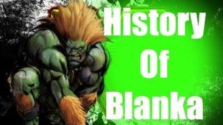History Of Blanka Street Fighter V