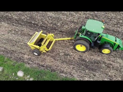 How Our Rock Picker Works