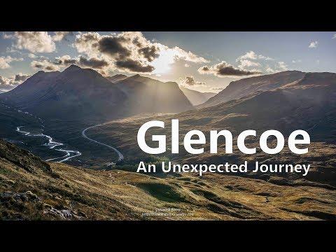 Glencoe an unexpected journey - Stob Beinn a Chrulaiste