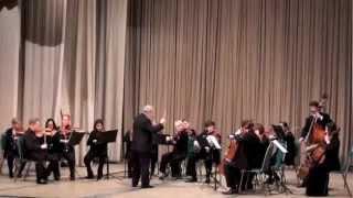 Tchaikovsky: Souvenir de Florence 4th movement / Rachlevsky • Chamber Orchestra Kremlin
