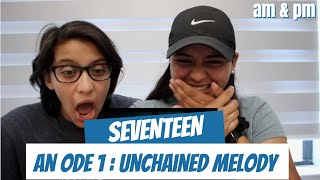SEVENTEEN [Prologue] An Ode 1 : Unchained Melody REACTION!!! mp3