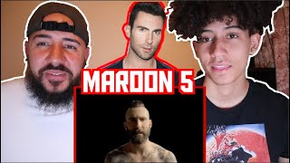 Maroon 5 - Memories REACTION!!