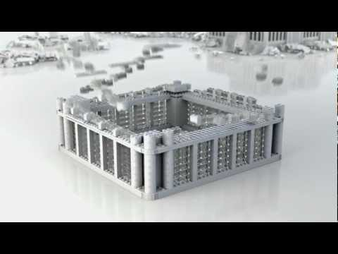 The Henry Ford-Lego Architecture: Towering Ambition