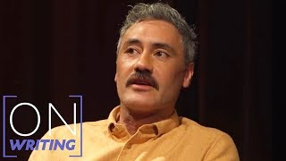 Taika Waititi On Improvising 'What We Do In The Shadows' & The TV Series | Screenwriters Lecture