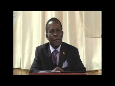 Grenada's  2016 Budget Presentation by Prime Minister Dr. Rt.Hon. Keith Mitchell