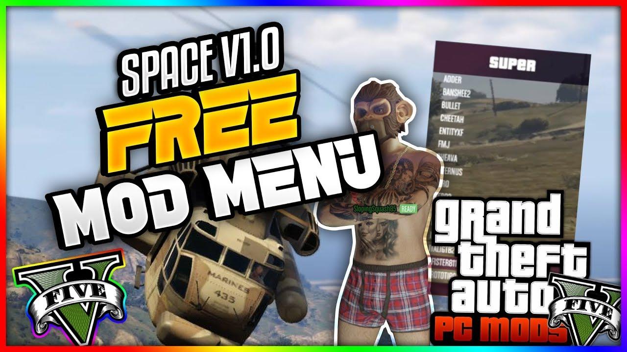 gta online 1.41 mod menu free