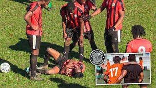Under The Radar FC - A SERIOUS INJURY FOR MANNY!