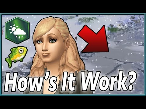 The Sims Info/Thoughts: Seasons Between Worlds, Frozen Rivers, Console Schedule! thumbnail