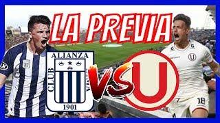 😱LA PREVIA ⚽Alianza Lima vs Universitario de Deportes⚽ Torneo Apertura Peru Cup 2019 - Liga 1