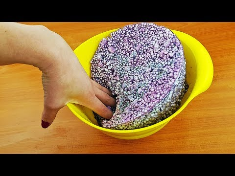 Thumbnail: DRIED FLOAM SLIME - Super Crunchy Super Dried Satisfying Floam Slime