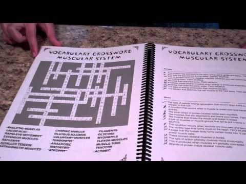 Apologia Anatomy and Physiology Notebooking Journal Lesson 3