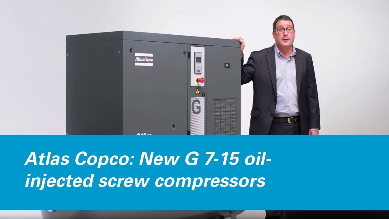 Screw Compressor Atlas Copco Australia