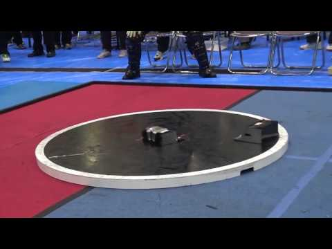 Awesome Japanese Robot Sumo mini cars move incredi