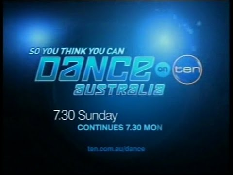 Channel Ten Promo & Presentation Montage (April 2008)