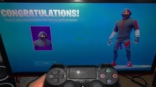 *BUG* to UNLOCK THE IKONIK SKIN WITHOUT MOVIL FREE in FORTNITE (FREE EXCLUSIVE SKIN)!!