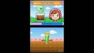 Gardening Mama Nintendo DS Gameplay - Till the soil