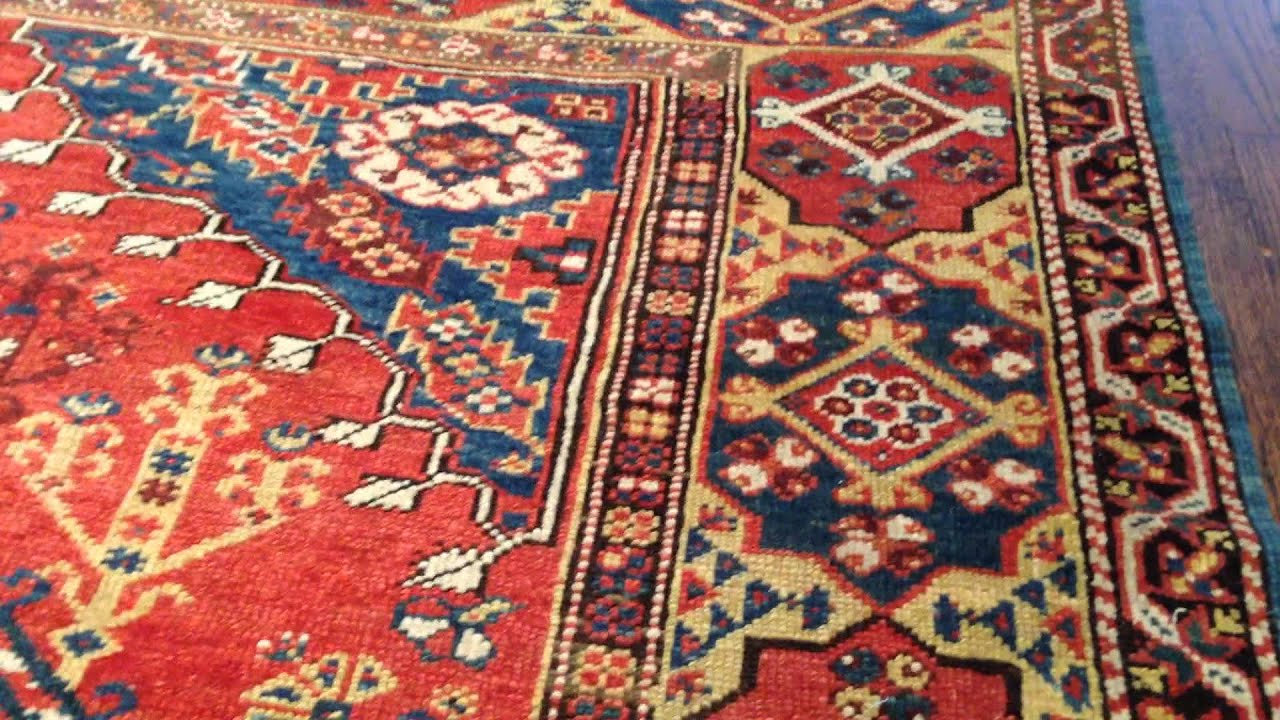 Antique Central Anatolia Rug