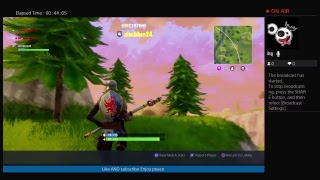 Fortnite part 2 bought the battle pass playing WITH dropshot & zim