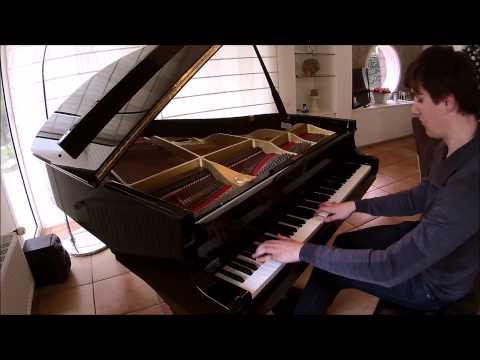 Lord Of The Rings Virtuosic Piano Solo Original - Jarrod Radnich