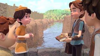 Emiray YENİ BÖLÜM 21. Bölüm Trt Çocuk çizgi film