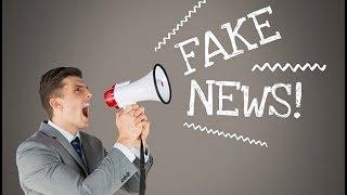 Запад снова пойман на распространении антироссийских фейковых новостей и замалчивании правды
