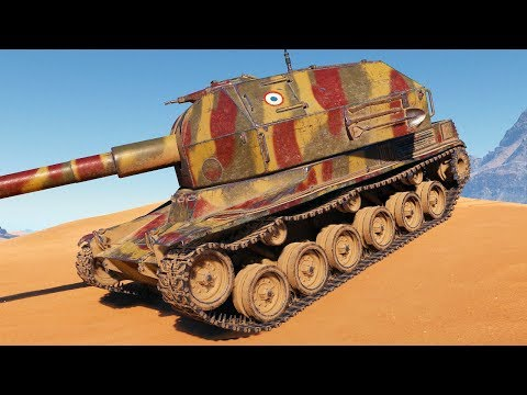 B-C 155 58 - LEGEND ARTY - World Of Tanks Gameplay