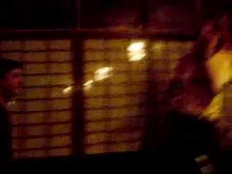 Shara Worden sings Whitney Houston at a karaoke in Brazil
