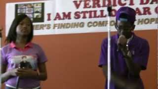 dg derrick gaines song live on verdict day muni shutdown justice for derrick gaines 9 20 12