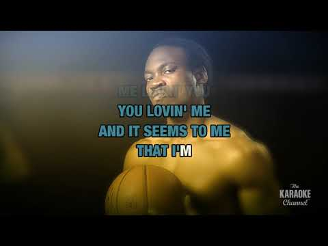 I'm Still In Love With You in the style of Al B Sure!   Karaoke with Lyrics