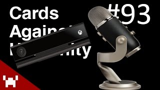 THE BLUE YETI VS THE KINECT (Cards Against Humanity Ep. 93)