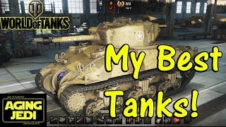 Which Tanks are in My Garage? - World of Tanks