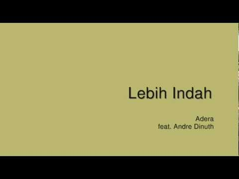 Adera feat  Andre Dinuth Lebih Indah   Acoustic   YouTube