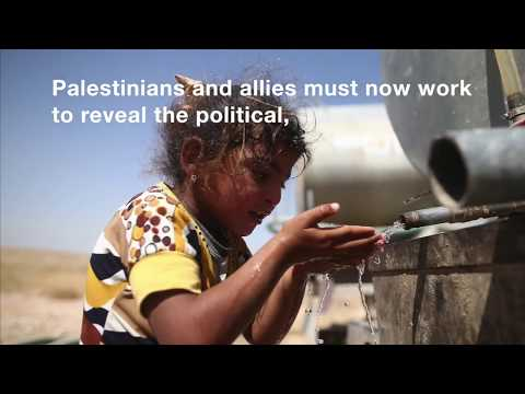 "The ""Apolitical"" Approach to Palestine's Water Crisis"